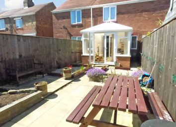 Thumbnail 2 bedroom terraced house for sale in Queens Gardens, Annitsford, Cramlington