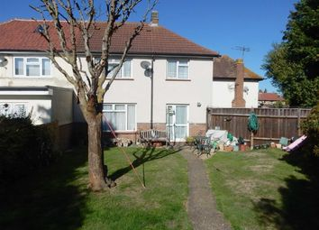 Thumbnail 3 bed semi-detached house for sale in Kelvin Gardens, Southall, Middlesex