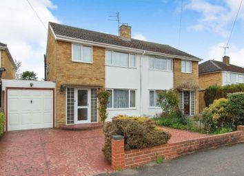 Thumbnail 3 bed semi-detached house for sale in Dashwood Avenue, Yarnton, Kidlington