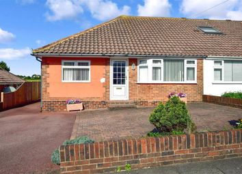 Thumbnail 2 bed semi-detached bungalow for sale in The Brow, Woodingdean, Brighton, East Sussex