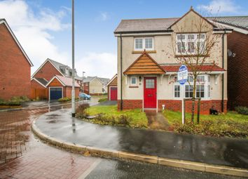 Thumbnail 4 bed detached house for sale in Windward Avenue, Fleetwood