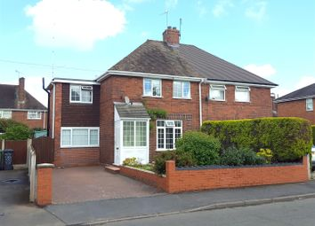 Thumbnail 3 bed semi-detached house for sale in Bullus Road, Stourport-On-Severn