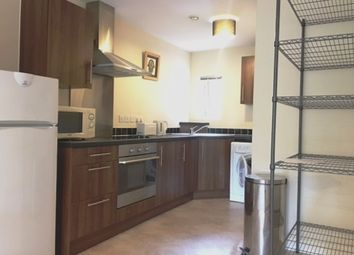 Thumbnail 2 bed flat to rent in Vicarage Place, Ashbourne Road, Derby