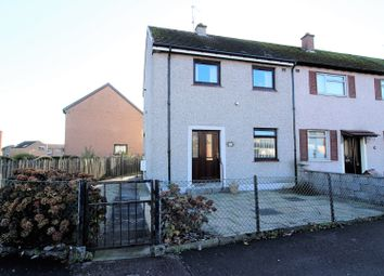Thumbnail 2 bedroom end terrace house for sale in Fintry Road, Dundee
