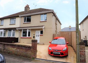Thumbnail 3 bed semi-detached house for sale in Coombe Road, Paignton