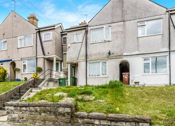 Thumbnail 3 bedroom terraced house for sale in Plymouth, Devon, United Kingdom