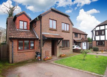 Thumbnail 4 bedroom detached house for sale in The Willows, Pondtail Close, Horsham