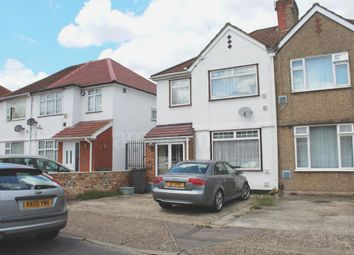 Thumbnail 3 bed terraced house to rent in Victoria Avenue, Hounslow