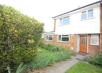 Thumbnail 3 bed semi-detached house to rent in Hithermoor Road, Stanwell Moor, Staines On Thames