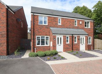Thumbnail 3 bed semi-detached house for sale in Hurricane Avenue, Sheffield