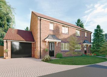 Thumbnail 3 bed detached house for sale in The Hardwick, Scarsdale Green, Bolsover