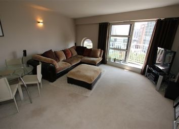 Thumbnail 2 bed flat to rent in Cascades Tower, 4 Westferry Road, Docklands