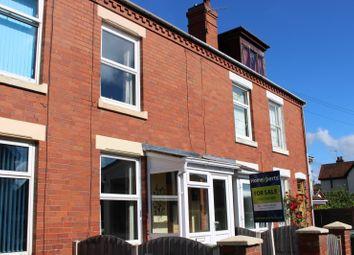 Thumbnail 3 bed terraced house for sale in Vine Street, Kidderminster