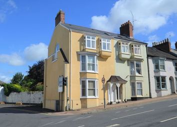 Thumbnail 5 bed end terrace house for sale in St. John Close, High Street, Honiton