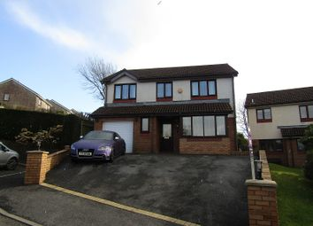 Thumbnail 4 bed property for sale in Clos Sant Teilo, Llangyfelach, Swansea, City And County Of Swansea.