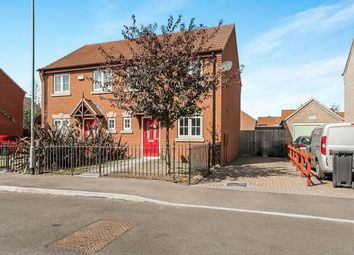 Thumbnail 3 bed semi-detached house for sale in Kings Manor, Coningsby, Lincoln, Lincolnshire