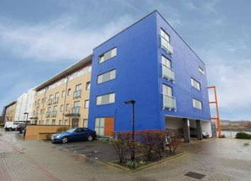 Thumbnail 1 bed flat for sale in Watersmeet, Chatham, Kent