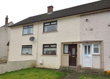 Thumbnail 2 bed terraced house for sale in Hannahston Avenue, Drongan, East Ayrshire