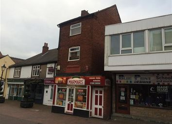 Thumbnail Retail premises for sale in Upper Brook Street, Rugeley, Rugeley