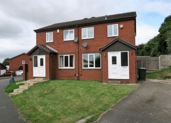 Thumbnail 3 bedroom semi-detached house to rent in Bishop Way, Tingley, Wakefield