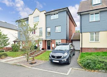 Thumbnail 4 bed town house for sale in Grayrigg Road, Maidenbower, Crawley, West Sussex
