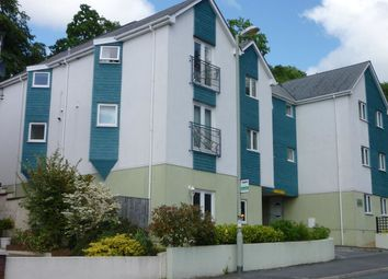 Thumbnail 2 bed flat to rent in St. Marychurch Road, Newton Abbot