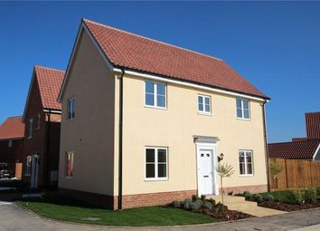 Thumbnail 3 bed link-detached house for sale in Morello Chase, Soham, Ely, Cambridgeshire