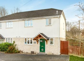 Thumbnail 3 bed semi-detached house for sale in Codford, Warminster, Wiltshire