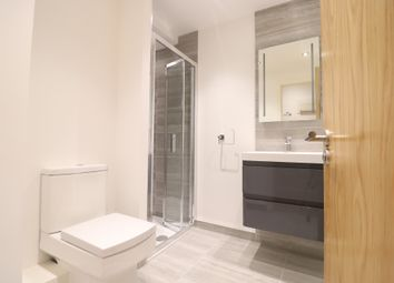 Thumbnail 1 bed flat to rent in Mitcham Lane, London