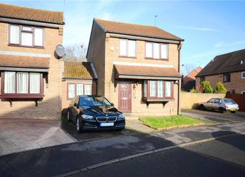 Thumbnail 3 bed link-detached house for sale in Cannock Way, Lower Earley, Reading
