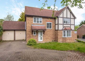 Thumbnail 4 bed detached house for sale in Goldcrest Drive, Ridgewood, Uckfield