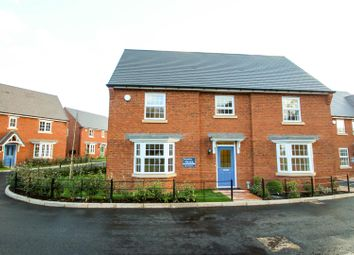 Thumbnail 5 bed detached house for sale in Aurora Gardens, Barlaston, Stoke-On-Trent