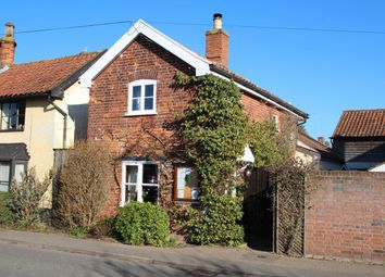 Thumbnail 2 bedroom cottage for sale in Laxfield Road, Dennington, Woodbridge