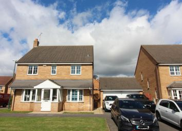 Thumbnail 4 bed detached house to rent in Ellis Park Drive, Binley, Coventry