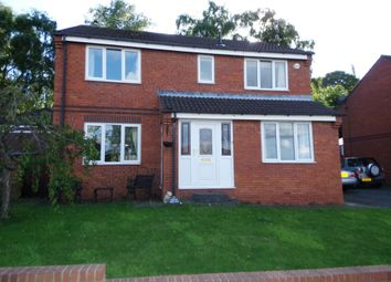 Thumbnail 4 bed detached house for sale in Shibdon Park View, Blaydon-On-Tyne