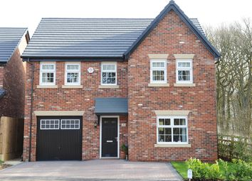"Thumbnail 5 bed detached house for sale in ""The Harley "" at Clydesdale Road, Lightfoot Green, Preston"