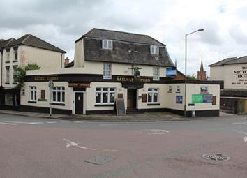 Thumbnail Pub/bar for sale in Railway Tavern, 135 South Western Road, Salisbury