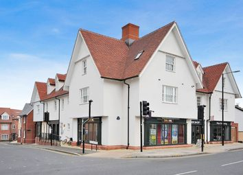 Thumbnail 2 bed flat for sale in White Hart Way, Dunmow