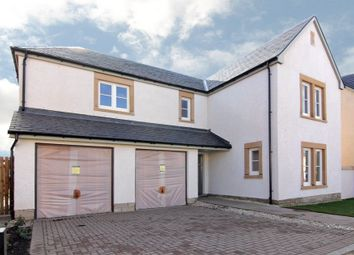 Thumbnail 4 bed detached house for sale in Plot 10, The Lewis, Kings Court, Dunbar