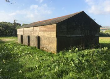 Thumbnail Barn conversion for sale in Barn And Land, Hunsdon Road, Ivybridge