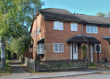 Thumbnail 1 bed terraced house for sale in Ellenborough Close, Bishop's Stortford