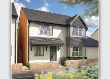 "Thumbnail 4 bed detached house for sale in ""The Canterbury"" at Fulmar Road, Bude"