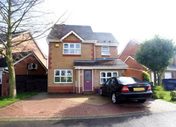 Thumbnail 3 bed property to rent in Lawnlea Close, Sunnyhill, Derby