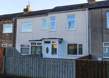 Thumbnail 3 bedroom terraced house for sale in Percy Street, Klondyke, Cramlington
