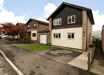 Thumbnail 4 bed detached house for sale in Darren View, Crickhowell