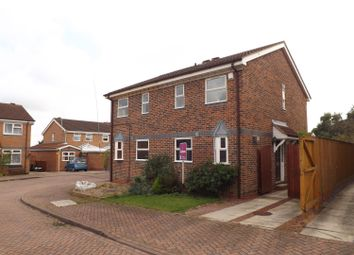 Thumbnail 2 bed semi-detached house to rent in Waterman Court, York
