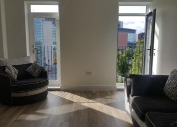 Thumbnail 2 bedroom flat to rent in Trinity Walk, Derby