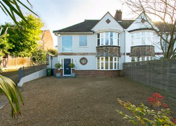 Thumbnail 3 bed semi-detached house for sale in Brenchley Gardens, London