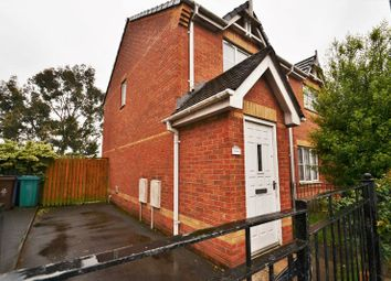 Thumbnail 2 bed semi-detached house for sale in Redvale Drive, Salford