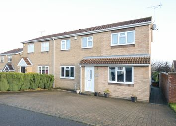 Thumbnail 4 bed semi-detached house for sale in Hazel Drive, Wingerworth, Chesterfield